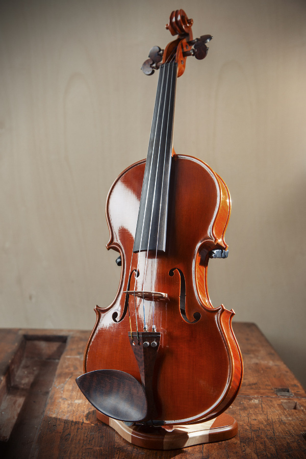 Violino selezionato concorso Internazionale Stradivari 1991