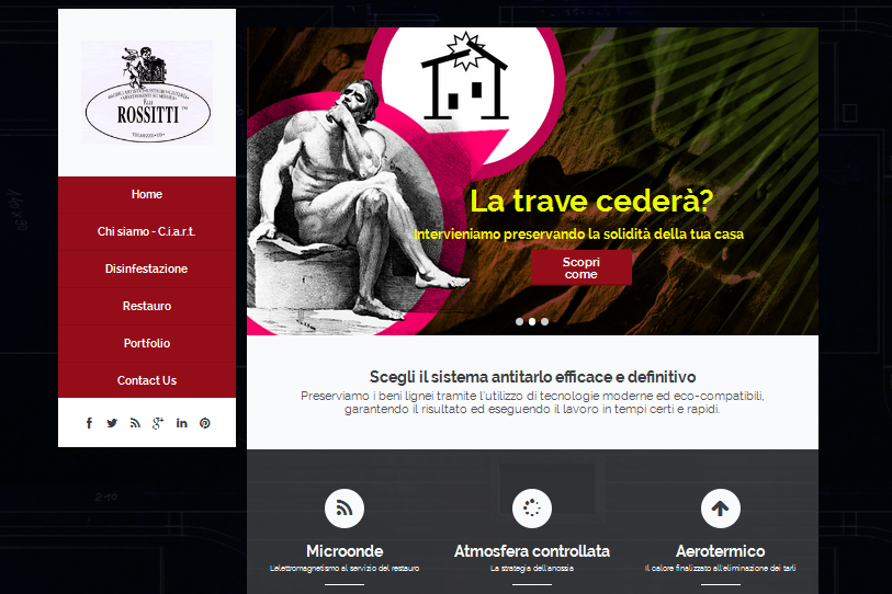 sito web restaurotecnologico.it
